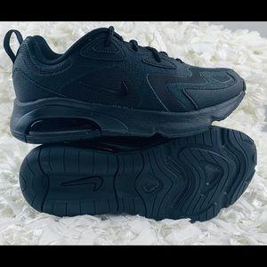 Nike Shoes - NEW Nike Air Max 200 'Black/ Black'